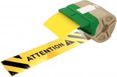 ORIGINAL Original Endlos-Etiketten Leitz 70160015, 88mm x 10m, gelb