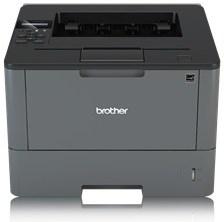 NEU Brother HL-L5000D S/W-Laserdrucker