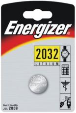 Knopfzelle Lithium Energizer, CR2032 (3V-240mAh)