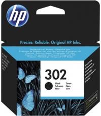 ORIGINAL Original Tinte HP 302 / F6U66AE, ca. 190 S., schwarz