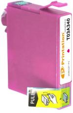 PRINTATION Printation Tinte ersetzt Epson T03A340 / 603XL, ca. 350 S., magenta