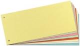 Trennstreifen gelb 160g Falken (10340776) 105 x 240mm Karton gelocht