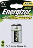 Akku E-Block Energizer aufladbar, 8,4 V, HR22,  175 mAh (26177)