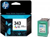 ORIGINAL HP Deskjet 5740 Tinte farbig 7ml (No. 343)
