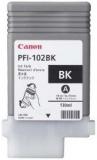 ORIGINAL Canon imagePrograf IPF 600 Tinte schwarz (0895b001/PFI-102B