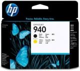 ORIGINAL Original Tinte HP 940 / C4900A, Multipack, schwarz / gelb
