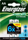 Akku Mignon Energizer aufladbar, 1,2 V, AA/HR6, 2300 mAh (34998)