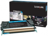 ORIGINAL Lexmark C746dn Toner cyan (C746AxCG) Prebate