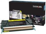 ORIGINAL Original Toner Lexmark C746AXYG, ca. 7.000 S., gelb