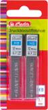 Druckbleistiftminen HB 0,7 mm  (Verpackung mit je 12 Minen)