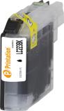 PRINTATION Printation Tinte ersetzt Brother LC-223BK, ca. 550 S., schwarz