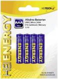 Batterien Micro Heitech 1.5 V, AAA/LR03, E92 (1,5 V-950mAh)