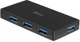 NEU Trust 4-Port USB 3.0 Hub schwarz