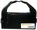 PRINTATION Printation Farbband ersetzt Epson 670 / Gruppe 642, ca. 2 Mio. Zeichen, schwarz