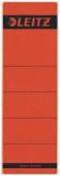 Rückenklebeschild kurz + breit Leitz rot (1642-00-25)