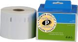 PRINTATION Printation Einzel-Etiketten ersetzen Dymo 11354, 32mm x 57mm, 1.000 Stück, weiß
