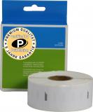 PRINTATION Printation Einzel-Etiketten ersetzen Dymo 11355, 19mm x 51mm, 500 Stück, weiß