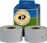PRINTATION Printation Einzel-Etiketten ersetzen Dymo 99012, 36mm x 89mm, 520 Stück, weiß
