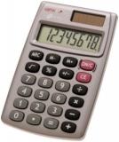 NEU Taschenrechner Genie 510 8-stelliges LC-Display Solar und Batteriebetrieb