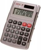 NEU Taschenrechner Genie 520 10-stelliges LC-Display Solar und Batteriebetrieb