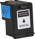 ALTERNATIV Alternativ Tinte ersetzt HP 301XL / CH563EE, ca. 480 S., schwarz