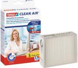 Feinstaubfilter Clean Air für Laserdrucker, Größe S 100 x 80 mm, tesa