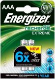Akku Micro Energizer aufladbar, 1,2 V,  AAA/HR03, 800 mAh (35000)