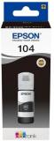 ORIGINAL Original Tinte Epson T00P140, ca. 4.500 S., Nachfüllflasche, schwarz