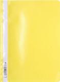 Schnellhefter A4 Plastik gelb