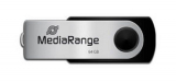 USB Stick 64 GB MediaRange USB 2.0